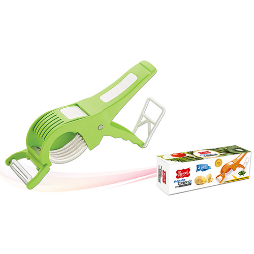 Veg Cutter with Peeler